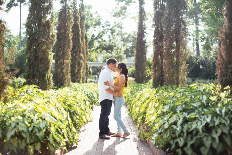 Mercer Arboretum & Botanic Gardens Engagement